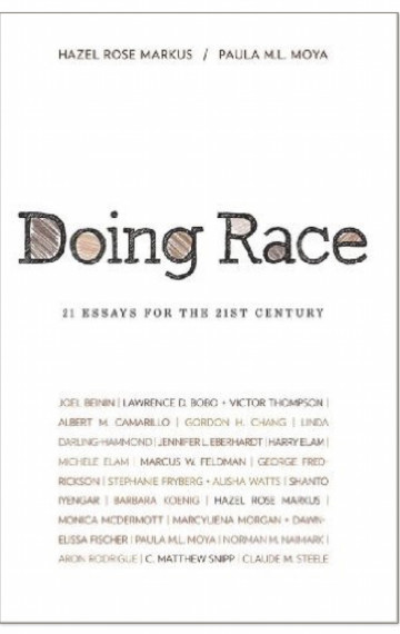 Doing race 21 essays